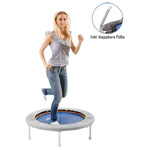 Trimilin Trampoline Med Plus, Ø 102 cm, up to 100 kg