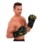 U.N.O. Sports boxing glove Team, 14 ounces, pair