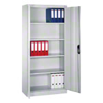 Universal cupboard with doors, HxWxD 195x93x50 cm