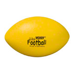 VOLLEY Mini Football made of foam with elephant skin, yellow