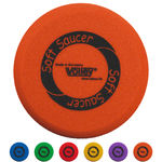 VOLLEY foam-frisbee Soft Saucer uncoated, Ø 25 cm