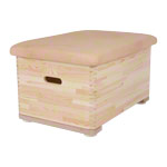Vaulting boxes, LxWxH 70x50x40 cm, 1-piece.