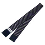 Velcro strap for electrotherapy devices, 5x100 cm