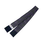 Velcro strap for electrotherapy devices, 5x80 cm
