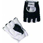 Weightlifting gloves, size M, pair
