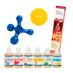 Wellness set, 9 pieces