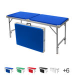 portable massage table Robusta ST, LxWxH 170x65x70-82 cm