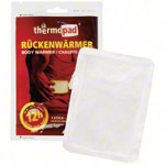thermopad back warmer, piece