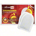 thermopad toes warmers, pair