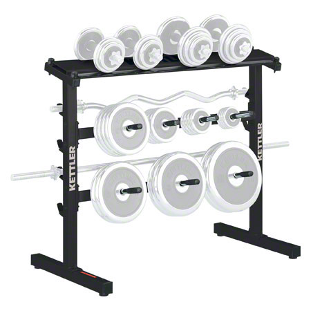 KETTLER Dumbbell and disk rack
