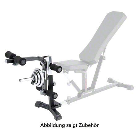 KETTLER leg curl Alpha Pro - Sport-Tec.com: Hantelbänke Shop