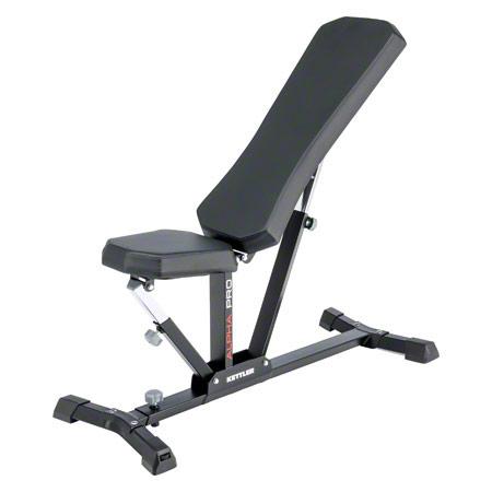 KETTLER weight bench Alpha Pro - Sport-Tec.com: Hantelbank Shop