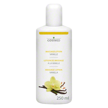 cosiMed Massagelotion Vanilla, 250 ml